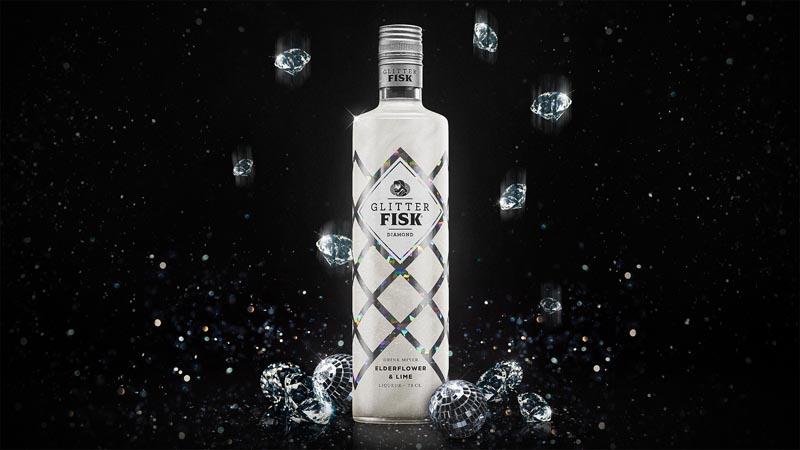 Glitter Fisk Launch